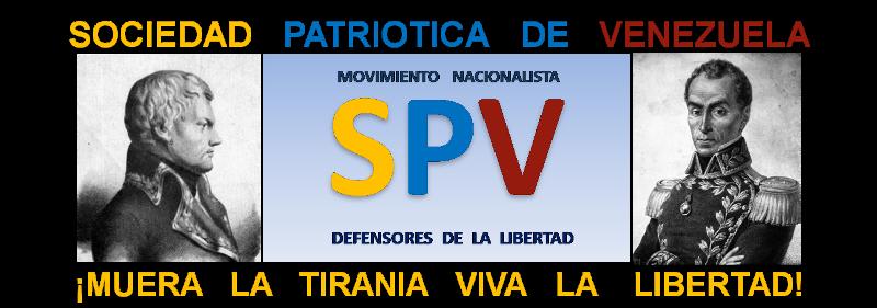 SOCIEDAD PATRIOTICA DE VENEZUELA
