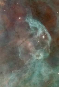 Carina Nebula (detail)