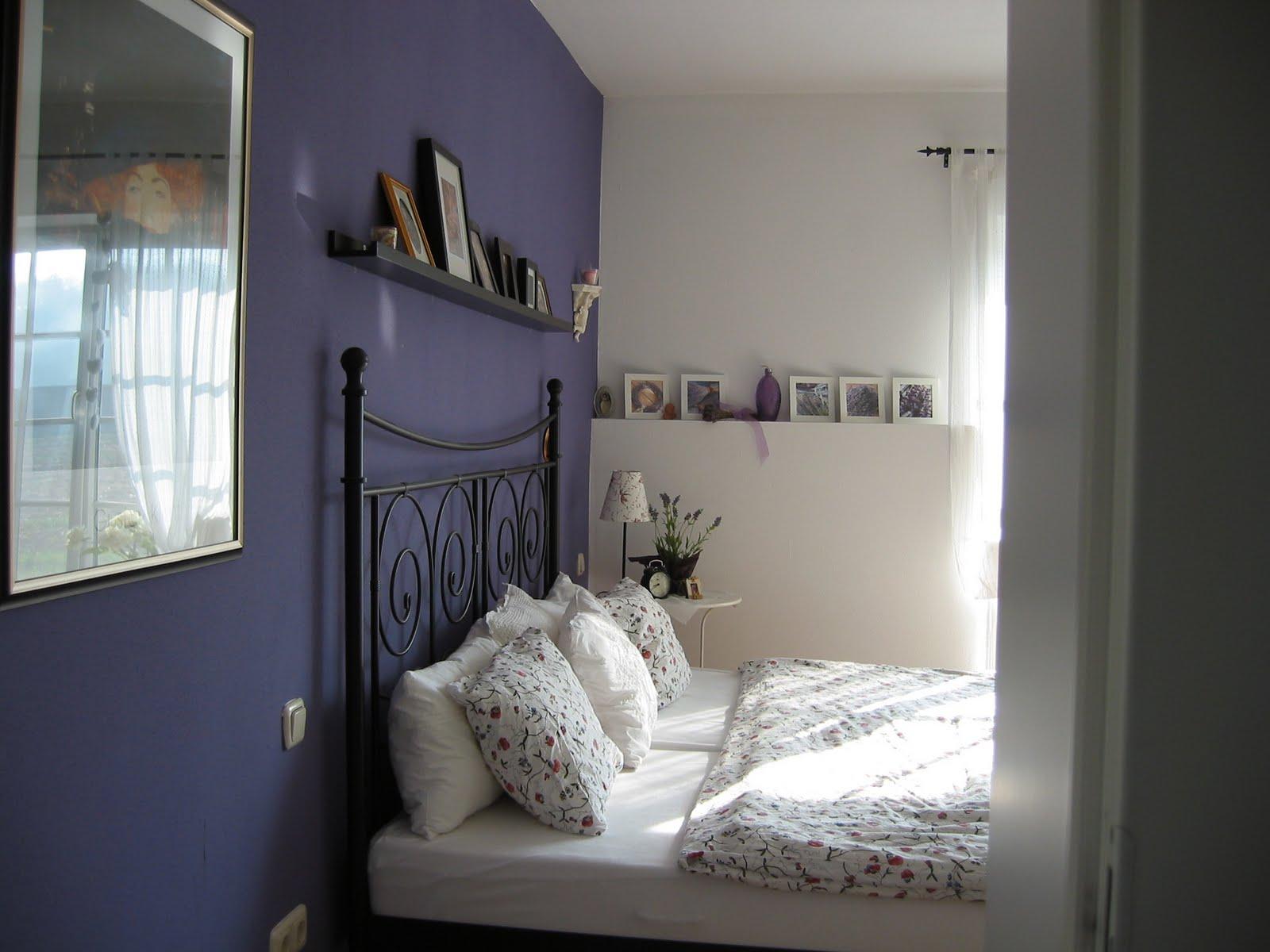 einblick in unser schlafzimmer. Black Bedroom Furniture Sets. Home Design Ideas