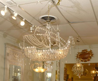 Boat Chandelier - Home  Garden - Compare Prices, Reviews and Buy