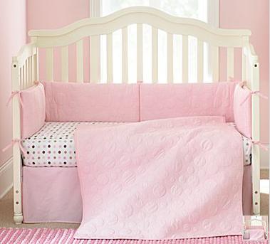 Baby Time Spring Garden Baby Crib Copycatchic