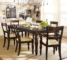 Pottery Barn Dining Room Table Ideas