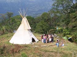 Circulo de Mujeres en Colombia