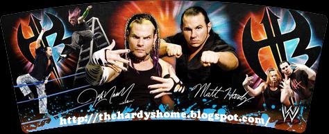 """Welcome to The Hardys Home"""