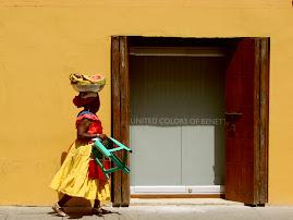 """Por sus colores, su gente y por poder llamar a alguien """"negra"""" sin que se sienta ofendida..."""