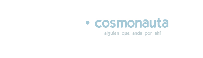 · cosmonauta