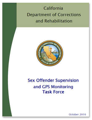 ... and recommendations from the California Sex Offender Management Board ...