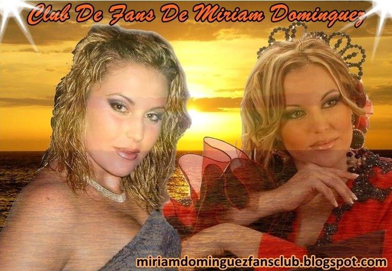 Miriam Dominguez Fans Club