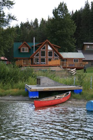 Otter Lake cabin