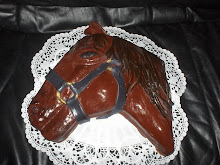 Lófej torta