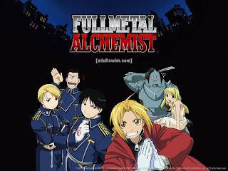 Fullmetal Alchemist TV