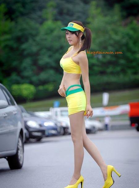 ABG Paling Hot dan Sexy di Korea Selatan
