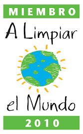 Miembros de A Limpiar el Mundo 2010