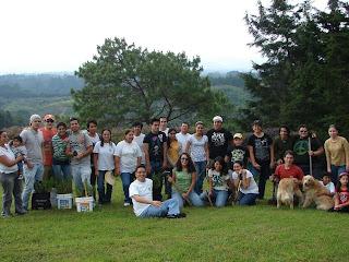 Reforestación Carretera al Salvador