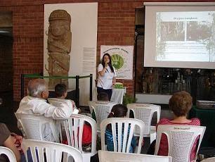 Charla en Museo MIraflores