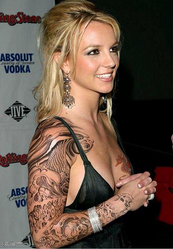 hot tattoos on women