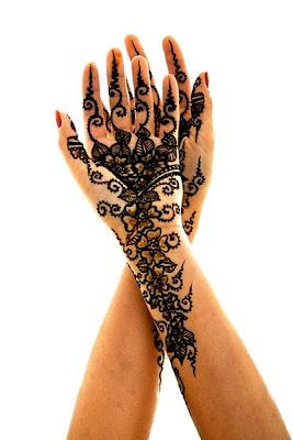 How to Put Mehendi? Indian Bridal Mehendi Design on Full Hands