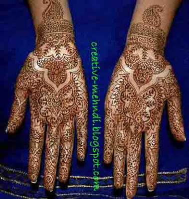 Amazing Mehndi Designs For Hands