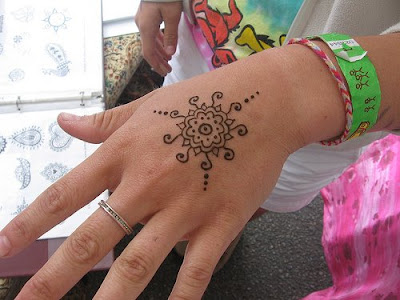 simple arabic mehndi patterns for hands