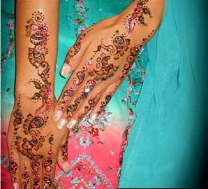 latest mehndi patterns beginners
