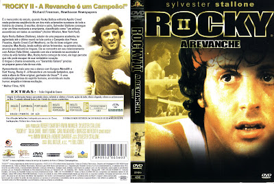 Capa do Filme Rocky II: A Revanche