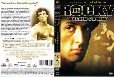 Capa do Filme Rocky III: Desafio Supremo