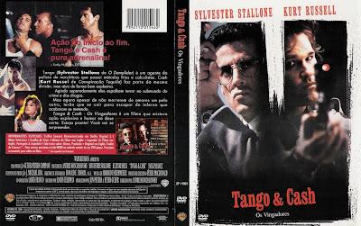 Capa do Filme Tango e Cash