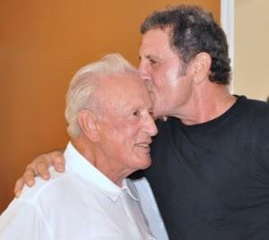 Pai e irmão do Sylvester Stallone - Frank Stallone and Frank Stallone Jr
