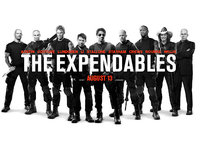 Os Mercenarios - The Expendables