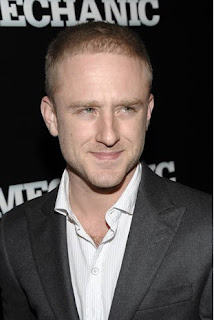 Ben Foster na Premier de The Mechanic