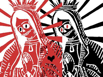 madonna vierge