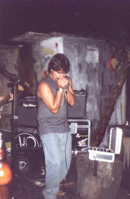 Participação de Guto Grandi no Armazém do Rock