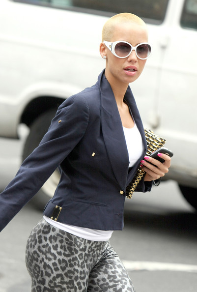 Amber Rose sey photo