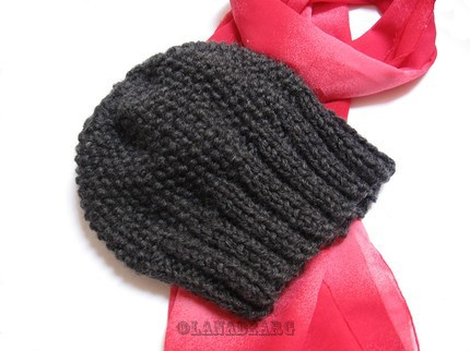 hat beanie adult teen n15 price $ 3 50 knit pattern in pdf hat beanie