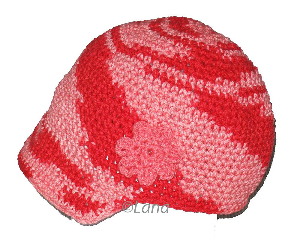 Newborn Ballcap Pattern - Crochetville