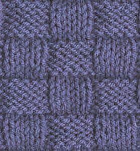 Basket Stitch Knitting Pattern : Lana creations My knitting work, knit project and free patterns catalogue