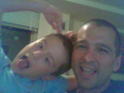 Daniel and Daddy