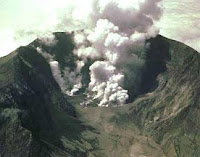Tambora Crater