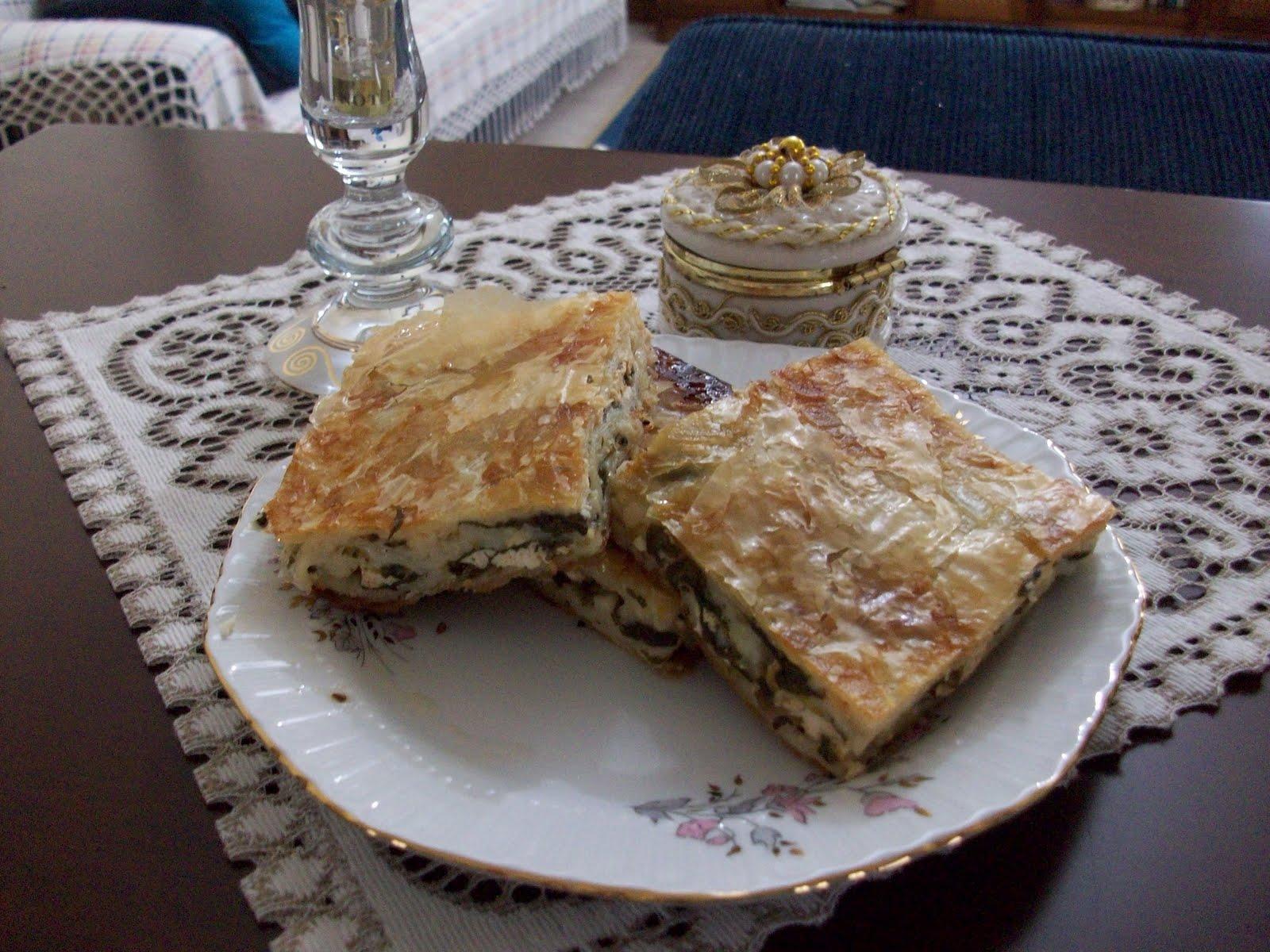 Semizotlu lorlu börek tarifi(resimli anlatım)