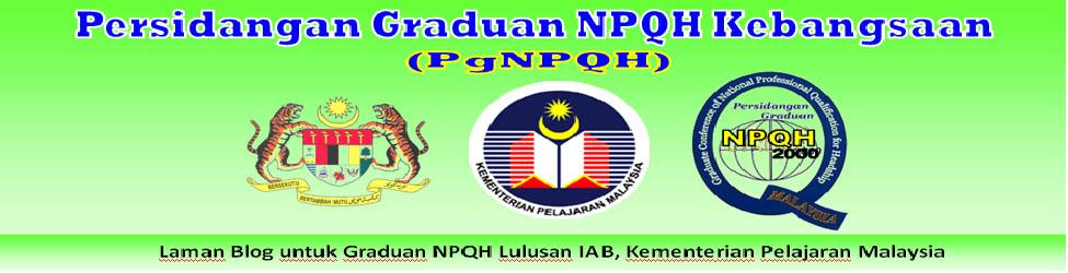 Majlis Graduan NPQH Kebangsaan ( MgNPQH )