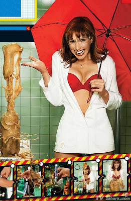 Kari Byron Looks Beautiful With Having Some Epertiment On Mythbuster