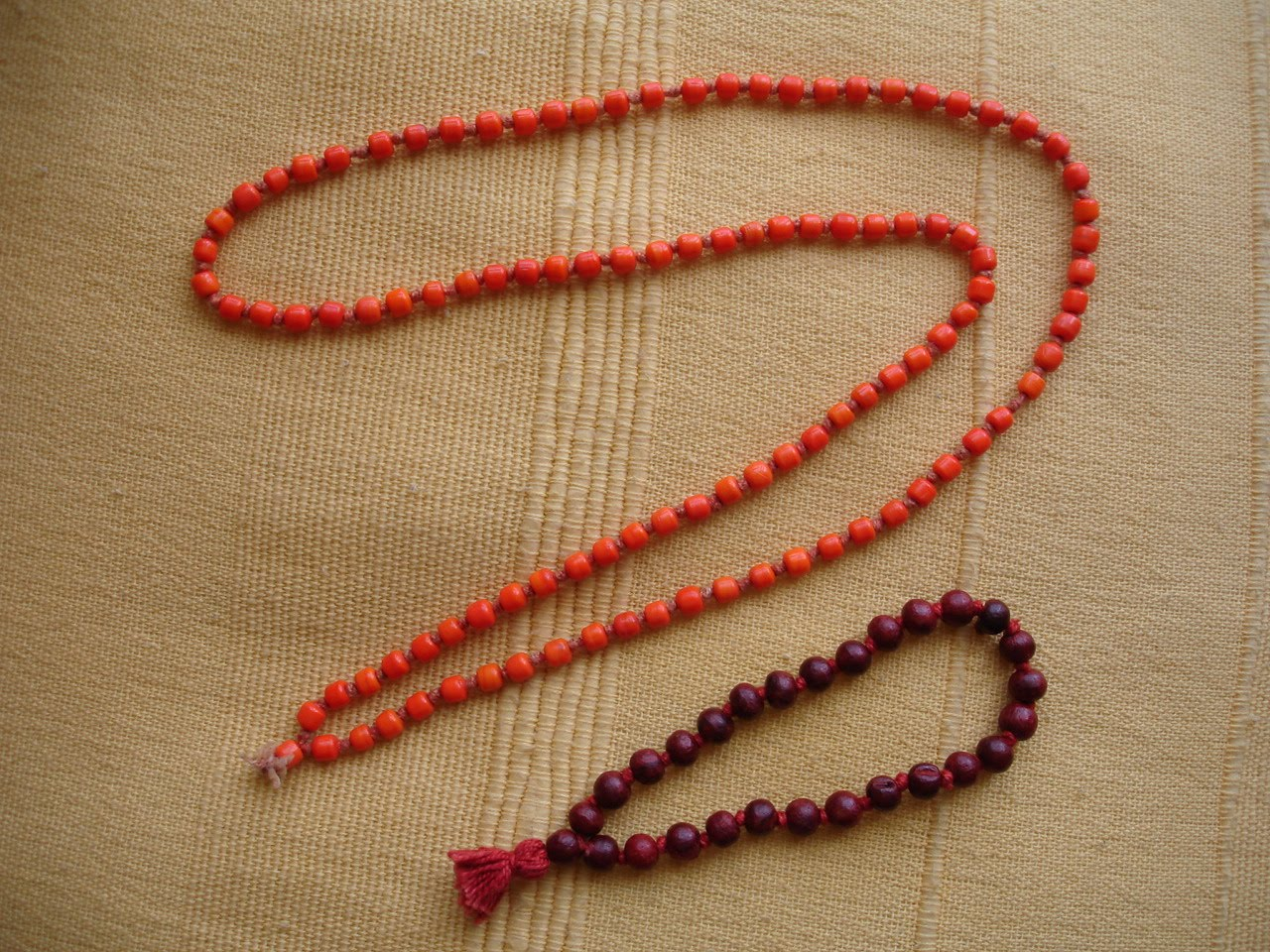 Therapies and the spiritual path: 108 Beads on a Mala