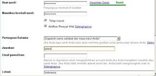 email Google 2