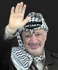الرئيس المناضل / ياسر عرفات رحمه الله