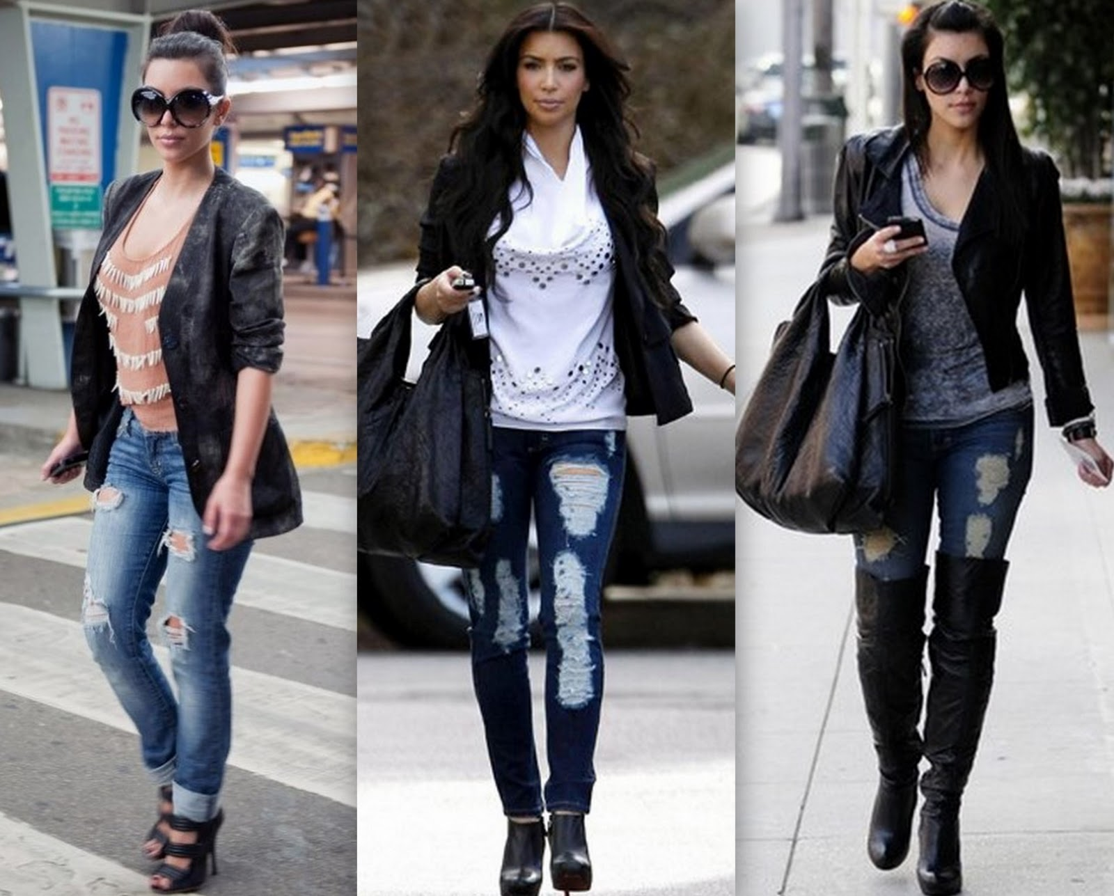 Fashion Style : Kim Kardashian