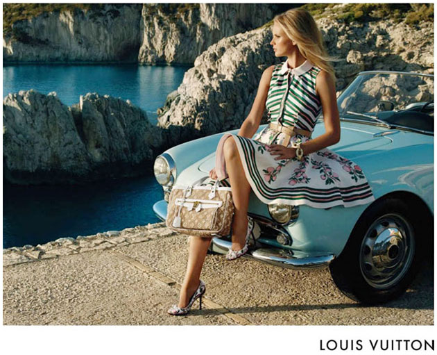 Ed Fadiel: Cruise 2011 : Louis Vuitton Campaign