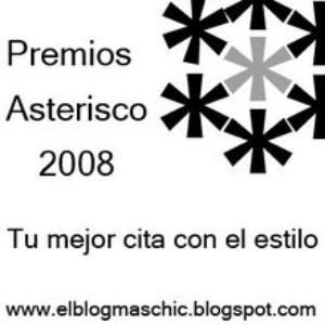 premios asterisco 2008