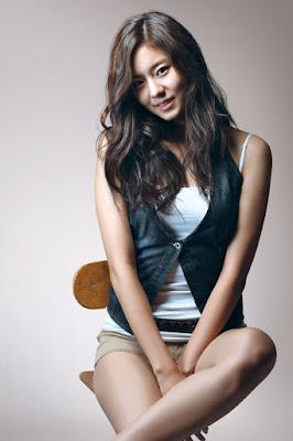 uee 유이 korean actress blogger sumedang