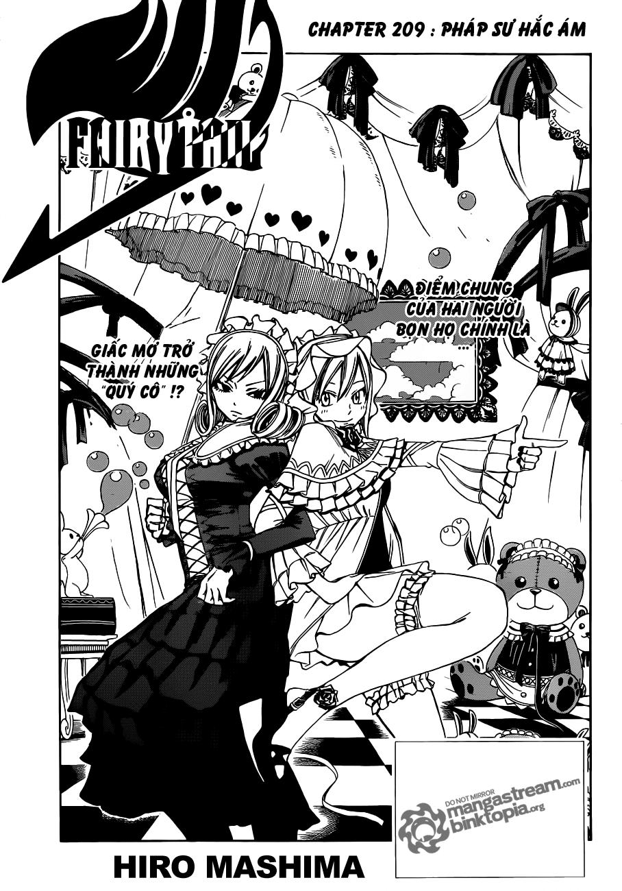 TruyenHay.Com - Ảnh 1 - Fairy Tail Chap 209
