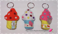Ice-cream key-chain